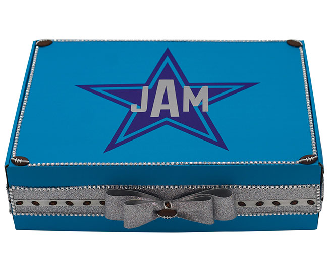 Custom Sports Themed Boxes